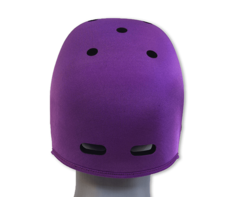 purple-soft-helmet-backview