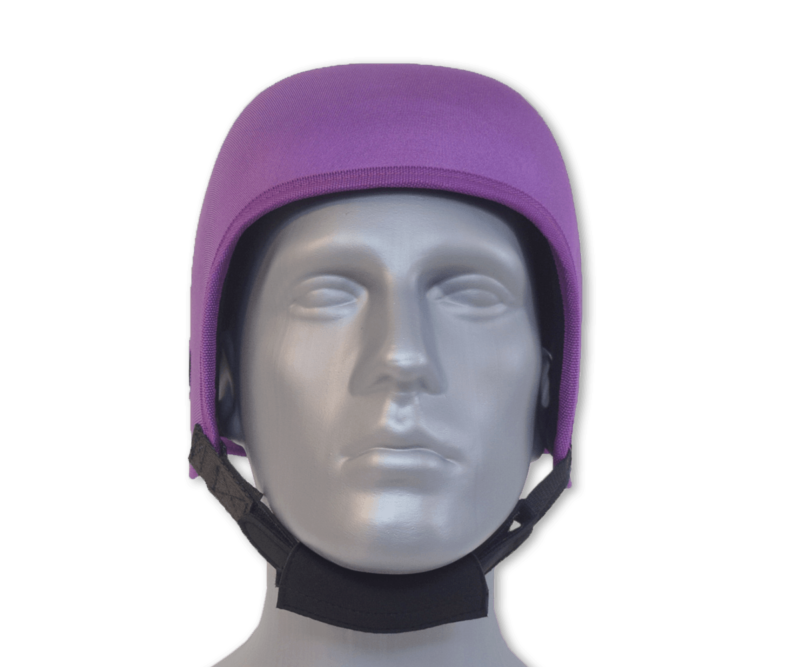 purple-soft-helmet-frontview